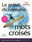 Grand dictionnaire des mots croiss (Le)