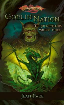 Goblin Nation: The Stonetellers, Volume Three