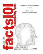e-Study Guide for: Business &amp; Professional Ethics by Leonard J. Brooks, ISBN 9780538478380