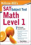 McGraw-Hill's SAT Subject Test Math Level 1, 3rd Edition