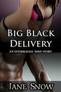 Big Black Delivery (Interracial Black MM/White F Erotic Tale)