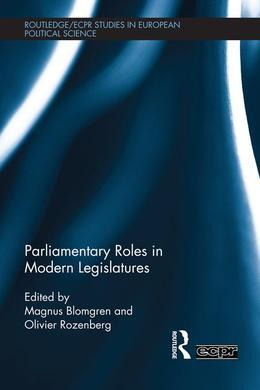 Parliamentary Roles in Modern Legislatures
