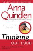 Thinking Out Loud: On the Personal, the Political, the Public and the Private