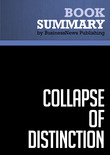 Summary: Collapse of Distinction - Scott McKain