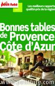 Bonnes tables de Provence-Côte d'Azur 2012