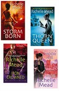 Richelle Mead Dark Swan Bundle: Storm Born, Thorn Queen, Iron Crowned &amp; Shadow Heir