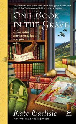 One Book in the Grave: A Bibliophile Mystery