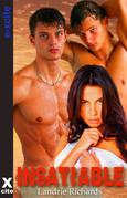 Insatiable: An erotic romance novella