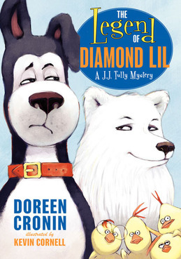 The Legend of Diamond Lil: A J.J. Tully Mystery