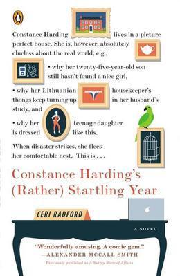 Constance Harding's (Rather) Startling Year: A Novel