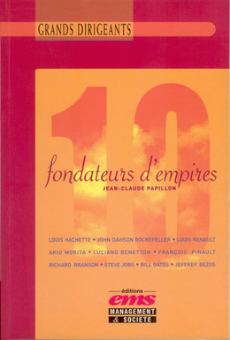 10 Fondateurs d'Empires
