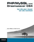 PHP/MySQL avec Dreamweaver CS4