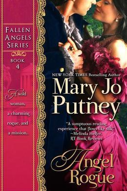 Angel Rogue (Fallen Angels Series, Book 4)