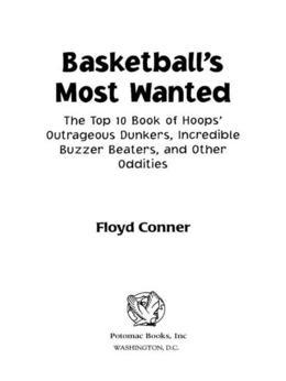 Basketball's Most Wanted™