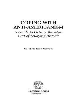 Coping with Anti-Americanism