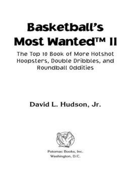 Basketball's Most Wanted™ II