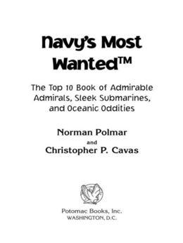 Navy's Most Wanted™