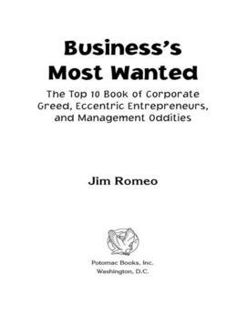 Business's Most Wanted™