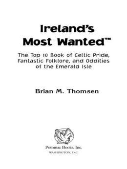 Ireland's Most Wanted™