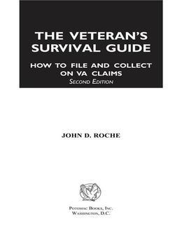 The Veteran's Survival Guide
