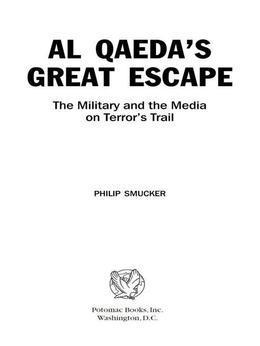 Al Qaeda's Great Escape