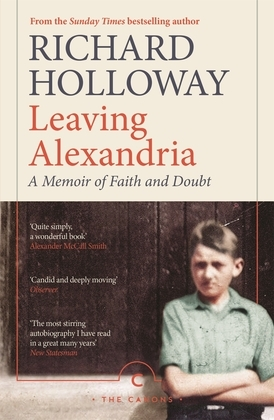 Leaving Alexandria: A Memoir of Faith and Doubt