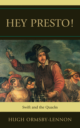 Hey Presto!: Swift and the Quacks