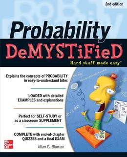 Probability Demystified 2/E