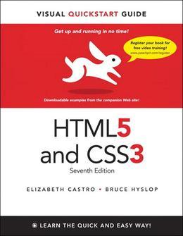 HTML5 &amp; CSS3 Visual QuickStart Guide, 7/e