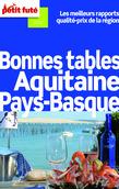 Bonnes tables Aquitaine - Pays-Basque 2012