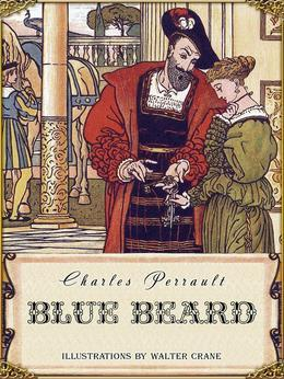 Blue Beard (Illustrated)