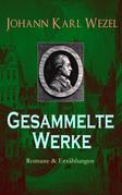 Gesammelte Werke: Romane & Erzählungen (Vollständige Ausgaben)