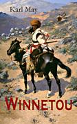 Winnetou (Gesamtausgabe in 4 Bänden)