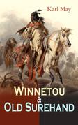 Winnetou & Old Surehand (Gesamtausgabe in 7 Bänden)