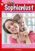 Sophienlust 213 - Liebesroman