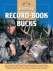 Hunting Record Book Bucks
