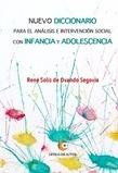 NUEVO DICCIONARIO para el análisis e intervención social con infancia y adolescencia