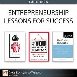 Entrepreneurship Lessons for Success (Collection)