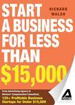 Start a Business for Less Than $15,000