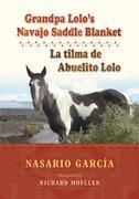Grandpa Lolo's Navajo Saddle Blanket