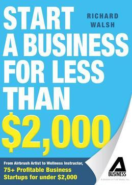 Start a Business for Less Than $2,000