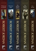 The Wheel of Time: Books 1–4