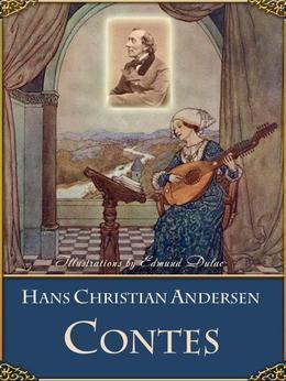 Contes d'Andersen (illustres par Edmund Dulac)