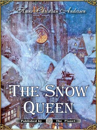 Hans Christian Andersen - The Snow Queen (illustrated)