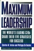 Maximum Leadership