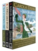 The Daisy Dalrymple Mysteries, Books 1-3