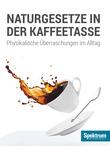 Naturgesetze in der Kaffeetasse