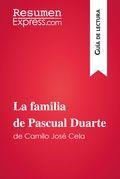 La familia de Pascual Duarte de Camilo José Cela (Guía de lectura)