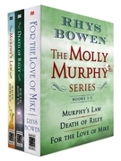 The Molly Murphy Series, Books 1-3