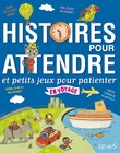 Histoires pour attendre et petits jeux pour patienter en voyage